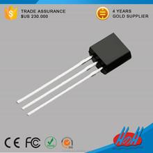Plastic Package NPN Bipolar Transistor S9015 Factory Outlet