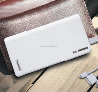 big capacity 30000 mah protable mobile power pack daul usb output universal for smart and tablets charging