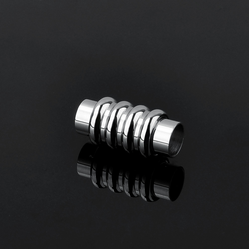 New Product Jewelry Finding Magnetic Clasps Sterling Silver Clasp