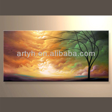 Handmade Top Art Painting For Decor In Discount Price