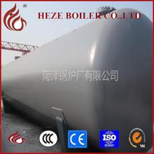 China factory wholesale 50cbm carbon steel small pressure vessel