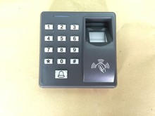 Easy operating standalone door lock id card punch machine no MOQ limited