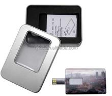 Promotional gift business card usb flash drive, bulk cheap custom memory stick usb