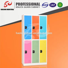 colorful metal gym steel foot locker