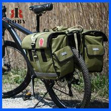 High quality New Design 50L Canvas Rainproof Roswheel Bicycle Messenger Bag Folding Bike Travel Carry Bag