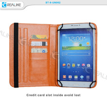 New product Tablet accessories China Android Tablet Leather stand and sleeve Cover 7 inch tablet pc carry case
