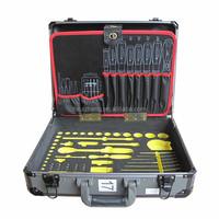Chinese wholesale Custom Aluminum tool box case with EVA RZ-LTO198-1