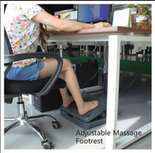 Omax 2015 useful design folding footrest for Christmas gift