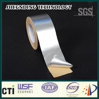 acrylic adhesive aluminium foil tape Chinese verified supplier