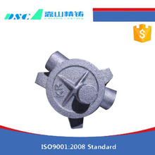 top class China manufacture lower price investment cast stainless steel water pump/vavle body