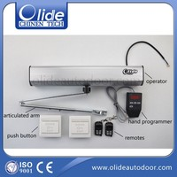 Contemporary hot selling china gsm swing garage door opener