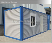 china cheap prefab shipping prebuilt container house shop