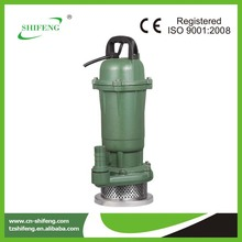 QDX series submersible electric solar submersible water pump