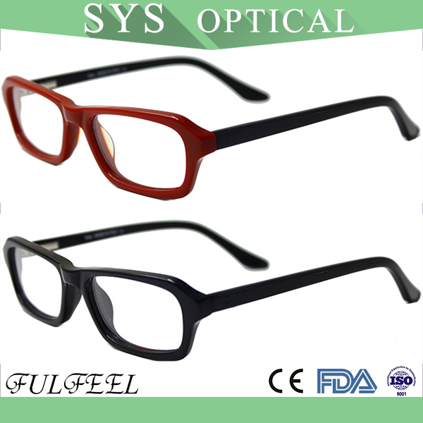 New Style Acetate Spectacle Frame Eyeglasses 2015 - Buy ...