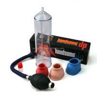 Vacuum Pump Penis Extender Handsome UP Penis Enlargement Sex Products Penis Enlarger for Men