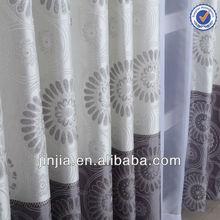 MT 1094 ikea wholesale eyelet fabric jacquard blackout curtain