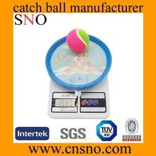Promotional Custom velcro beach catch ball