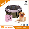 Pet playpen folding,Waterproof folding dog pet playpen,panel pet playpens