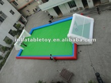 2015 new inflatable soccer field for sale