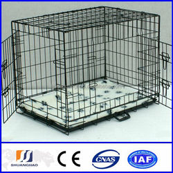 Hot cheap iron dog cage (manufacturer)