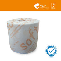 recycled raw material for making toilet paper