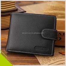 Top Grain Cowhide wallet/Custom Genuine Leather Coin Wallet