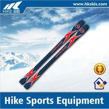 China all mountain twin tip snow ski
