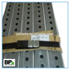 Steel Galvanized Perforated Square Sign Post