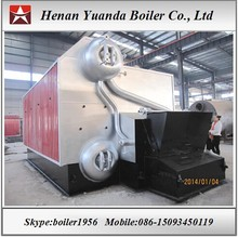China Industrial biomass saturated superheated steam boiler