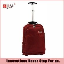 17'' waterproof hiking bag/trolley backpack/rolling or shoulder hiking backpack hotselling in euro,usa.