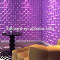 revestimento de bambu decorado com 3d wallpapers/berçário parede papel de parede