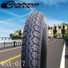 3.00-18 ISO9001 Certification Motorcycle Tyre