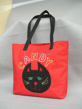 New products led light up gift bags for halloween