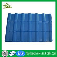 long lifetime one layer fiberglass spanish roofing tiles
