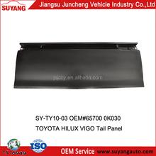 Toyota Hilux Vigo Single Cab Rear Body Panel