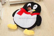 Cartoon QQ Girl/Boy Penguin Thickened Sofa Bed 220*160cm from Warnis
