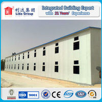 Canada Workforce Accommodation china manufacturer light steel homes prefab house