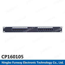 Zhejiang Professional Supplier 12 core fiber patch panel