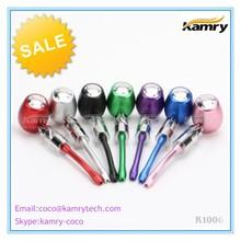 7 colors zipper case bag pack 18350 battery wholesale e cigarette k1000
