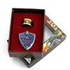latest gold finger ring designs, Legend of Zelda game ring eyes jewelry set
