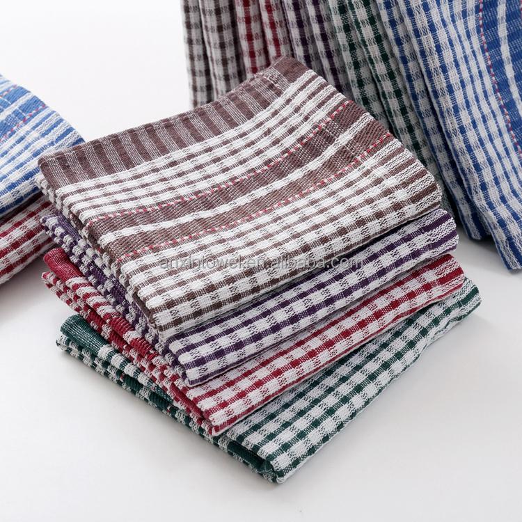 Custom Printed Linen Kitchen Dish Towel Bulk