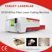 DF3015Plus Fiber Laser Machine 500W 1KW Cutting Metals