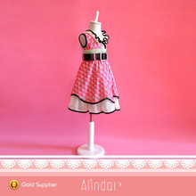 Wholesale Boutique Clothing Korean Girls Fashion Dresses For Baby Kids Party Wear