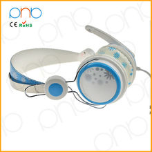 PHB Smart phone accessories call center headset Radiation free headset
