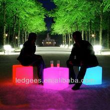 Led de luz brillante a prueba de agua luz multicolor hasta muebles de la barra para el salón, de la barra, pub