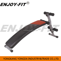 Fitness Equipment Fitness AB sit up bench training machine total core