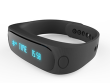 Hot Selling Bracelet Bluetooth V4.0 Smart , Wristband Intelligent Fitness Calorie, Watch Mobile Phone Touch Screen