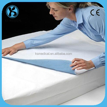 Waterproof healthy adult changing pad baby changing mat