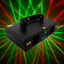 high quality Bar Stage lights 300mw pc controlled laser lighting