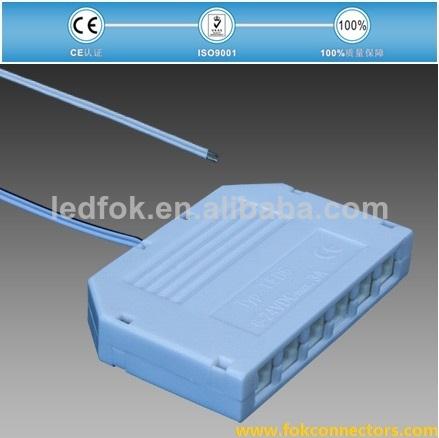 3a электрической розетке распределительная коробка во главе разъемы 6 12v выход
